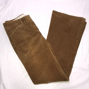 Theory| Corduroy Flare Pants Size 2